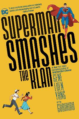 Superman Smashes the Klan book