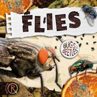 Flies by William Anthony