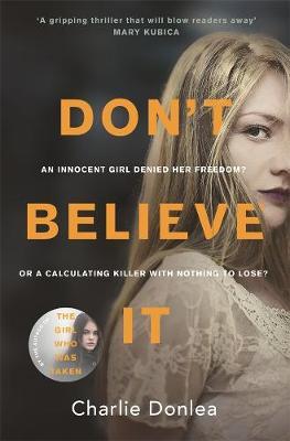 Don't Believe It book