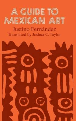 Guide to Mexican Art book