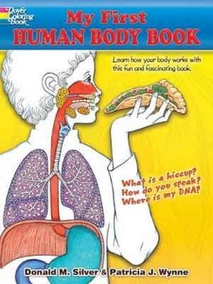 My First Human Body Book book
