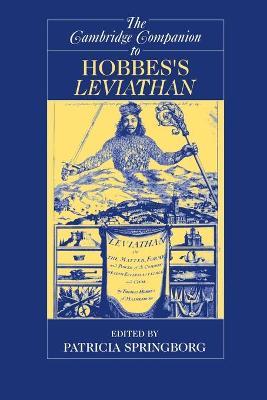Cambridge Companion to Hobbes's Leviathan book