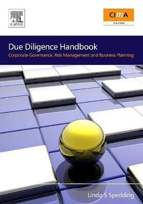 Due Diligence Handbook by Linda S. Spedding