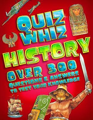 Quiz Whiz: History by Jacob Field