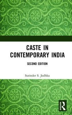 Caste in Contemporary India book