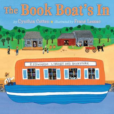 The Book Boat's in by Cynthia Cotten