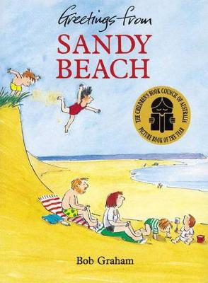 Greetings from Sandy Beach by Bob Graham