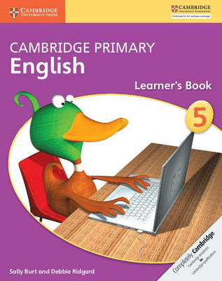 Cambridge Primary English Stage 5 Learner's Book by Sally Burt