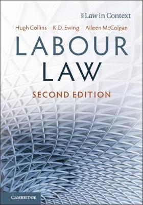 Labour Law by Hugh Collins