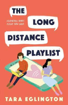 The Long Distance Playlist by Tara Eglington