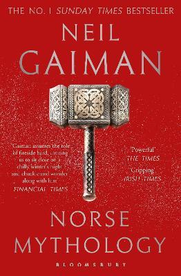 Norse Mythology by Neil Gaiman
