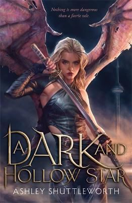 A Dark and Hollow Star book