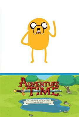 Adventure Time Vol. 2 Mathematical Edition by Cartoon Network