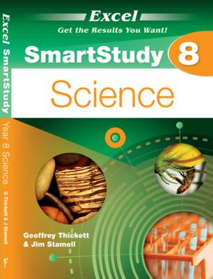 Excel SmartStudy - Year 8 Science book