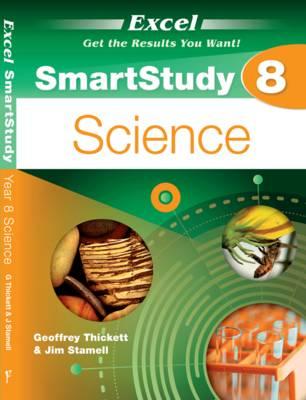 Excel SmartStudy - Year 8 Science book