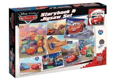 Cars: Book and Puzzle (Disney-Pixar) book
