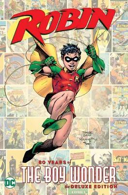 Robin: 80 Years of the Boy Wonder book