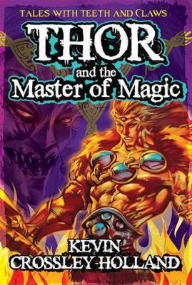 Thor and the Master of Magic book