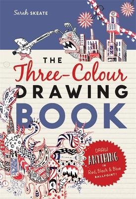 Three-Colour Drawing Book book