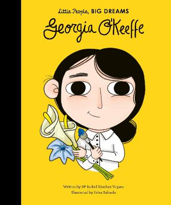Georgia O'Keeffe by Isabel Sanchez Vegara