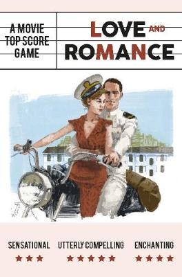 Love and Romance: Movie Trump Cards by Marc Aspinall