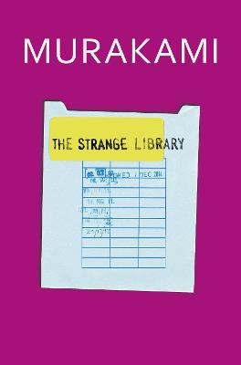 The Strange Library book