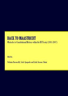 Back to Maastricht by Stefania Baroncelli
