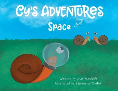 CY Adventures - Space book