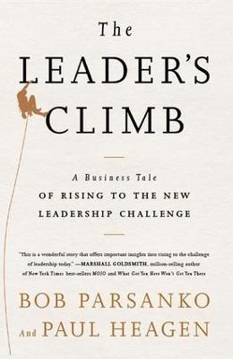 Leader's Climb book