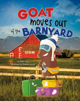 Goat Moves Out of the Barnyard book