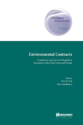 Environmental Contracts by Kurt Deketelaere