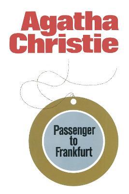 Passenger to Frankfurt book