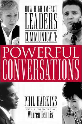 Powerful Conversations by Phil Harkins