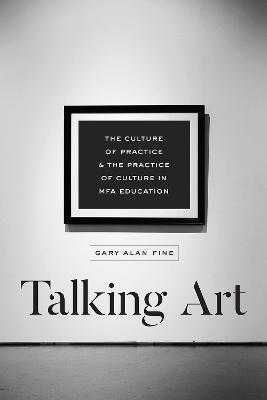 Talking Art book