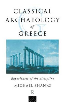 Classical Archaeology of Greece book