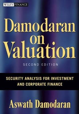 Damodaran on Valuation 2E by Aswath Damodaran