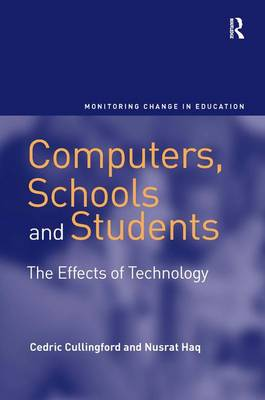 Computers, Schools and Students by Professor Cedric Cullingford