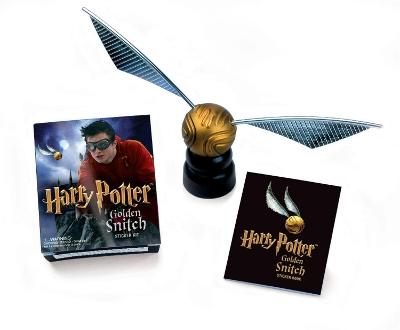 Harry Potter Golden Snitch Sticker Kit by Running Press