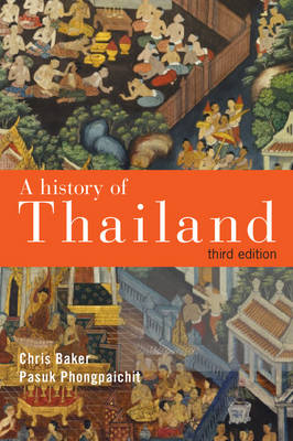 History of Thailand by Chris Baker
