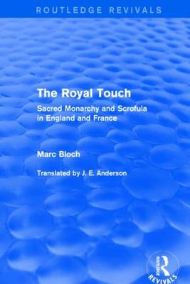 Royal Touch by Marc Bloch