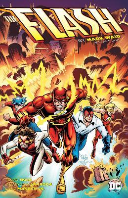 Flash By Mark Waid Book Four book