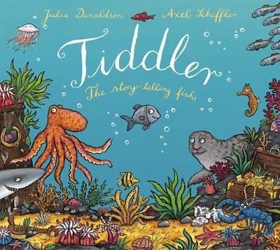 Tiddler (Board Book) book
