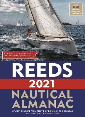 Reeds Nautical Almanac 2021 by Perrin Towler
