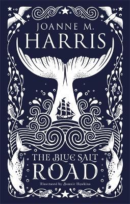 The Blue Salt Road by Joanne M Harris