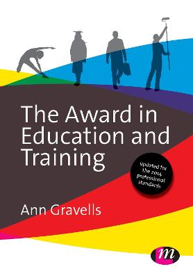 The Award in Education and Training by Ann Gravells