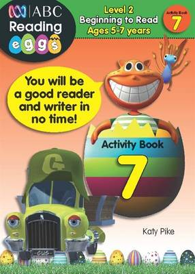 Beginning to Read Level 2 - Activity Book 7 book