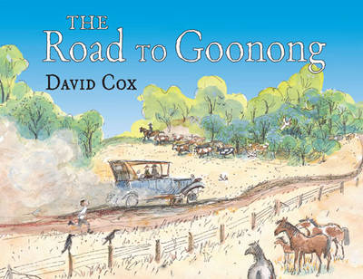 Road to Goonong by David Cox