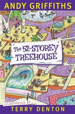 The 52-Storey Treehouse book