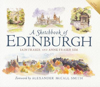 A A Sketchbook of Edinburgh by Iain Fraser