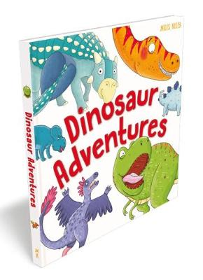 Dinosaur Adventures by Fran Bromage